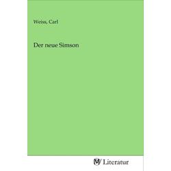 Der neue Simson als Buch von