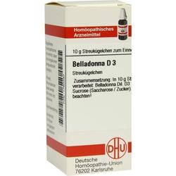 BELLADONNA D 3