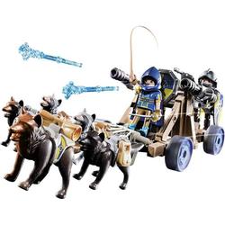 Playmobil® Novelmore Novelmore Wolfsgespann und Wasserkanone 70225