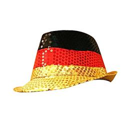 WM Hut Deutschland m.Pailletten