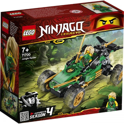 LEGO® Puzzle LEGO® NINJAGO 71700 Lloyds Dschungelräuber, Puzzleteile