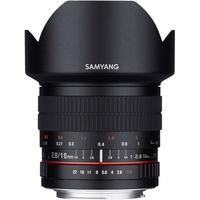 10mm F2,8 ED AS NCS CS Canon EF