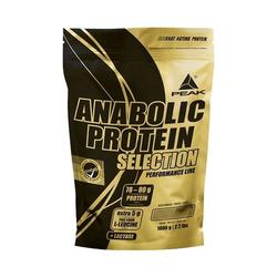 Peak Anabolic Protein Selection - 1kg (Geschmack: Erdbeer)