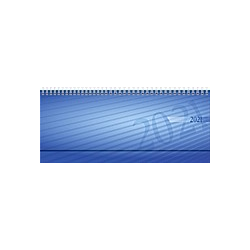 Querterminbuch Modell septant, 2021, blau