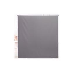 relaxdays Duschrollo Duschrollo grau Breite 160 cm 160 cm x 240 cm