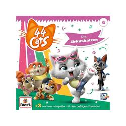 44 Cats - 004/Die Zirkuskatzen (CD)
