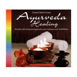 Gomer Edwin Evans - Ayurveda Healing (CD)