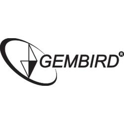 Gembird BHP-BER Bluetooth® On Ear Kopfhörer On Ear Headset Schwarz
