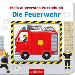 Mein allererstes Puzzlebuch - Feuerweh