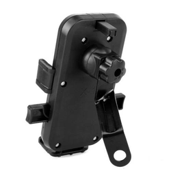 cofi1453® 360 Grad Verstellbarer Halterung Universal Fahrrad Handyhalterung Handyhalter für Rückspiegel Halter Fahrrad Smartphone Fahrradhalterung