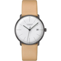 Junghans Max Bill Automatic Leder 38 mm 027/4000.04