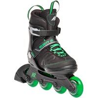 K2 Velocity Jr. black/green 35-40