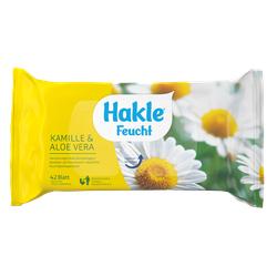 Hakle Feucht Kamille & Aloe Vera (6 x 42 Blatt)
