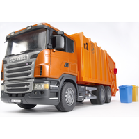 Bruder 03560 - Scania R-Serie Müll-LKW 1:16