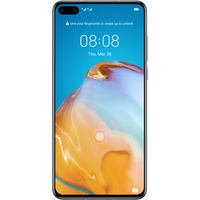 Huawei P40 128 GB ice white