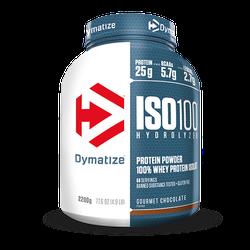 Dymatize Iso 100 Hydrolyzed, 2200g
