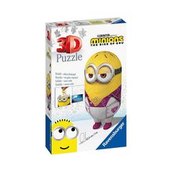 Ravensburger 3D-Puzzle 3D-Puzzle Minions 2 Motiv 3, 54 Teile, Puzzleteile