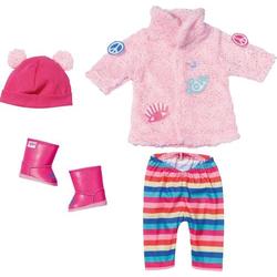 Baby Born Trend Glitzer Mantel 826959