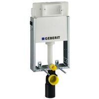 GEBERIT Kombifix Basic Wand WC Element 110100001 Bauhöhe 108 cm, mit Delta UP-Spülkasten