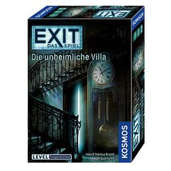 KOSMOS EXIT - Das Spiel: Die unheimliche Villa Escape-Room Spiel