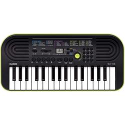 CASIO Keyboard Mini-Keyboard SA-46, (Set, Inkl. Netzteil und Tasche)