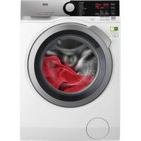 AEG Waschmaschine Freistehend Frontlader 8 kg 1551 RPM B Weiß