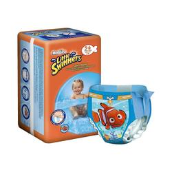 HUGGIES Badehose Schwimmwindeln Little Swimmers, Gr. 5-6, 11 Stk.