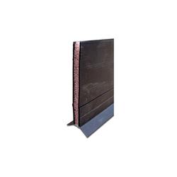 Zewotherm Dehnungsprofil 60 mm für Dünnschicht- Fußbodenheizungen 2 m