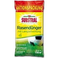 SUBSTRAL Rasendünger mit Langzeitwirkung 15 kg