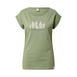 iriedaily T-Shirt Meerkatz L