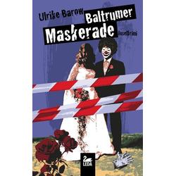 Baltrumer Maskerade als Buch von Ulrike Barow