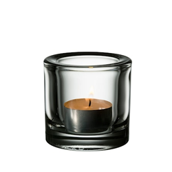 Iittala Kivi Teelichtglas 60 mm Klar Geschenkbox