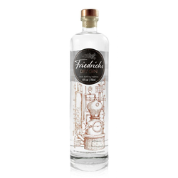 Friedrichs Dry Gin 0,7L (45% Vol.)