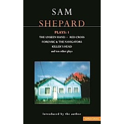 Shepard Plays: 1. Sam Shepard  - Buch