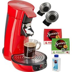 Senseo Kaffeepadmaschine SENSEO® Viva Café HD6563/80, inkl. Gratis-Zugaben im Wert von 14,- UVP