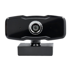 cofi1453 cofi1453® Webcam 4K 3840*2160 ECM-CDV1230 Kamera 30FPS mit LED Lamp mit Mikrofon High-Definition-Webcam für Laptop, Computer Full HD-Webcam