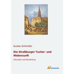 Die Straßburger Tucher- und Weberzunft als Buch von