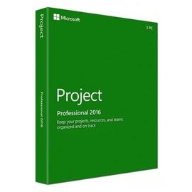 Microsoft Project Professional 2016 ESD ML Win