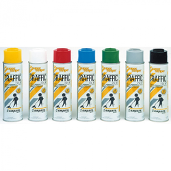 Spezielles markierspray traffic, blau