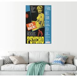 Posterlounge Wandbild, Psycho 20 cm x 30 cm