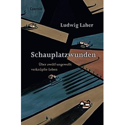 Schauplatzwunden. Ludwig Laher  - Buch