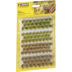 NOCH 0007016 Grasbüschel Feldblumen
