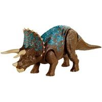 Mattel Jurassic World Brüll-Attacke Triceratops