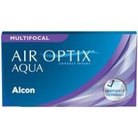 Alcon Air Optix plus HydraGlyde Multifocal 6 St. / 8.60 BC / 14.20 DIA / +6.00 DPT / Medium ADD