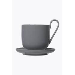 Blomus RO Sharkskin 2er Set Kaffeetassen