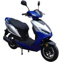 GT Union Sonic X 45 50 ccm 3,0 PS 45 km/h blau