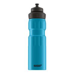 SIGG Alutrinkflasche 'WMB Sport Touch' 0,75 L blau