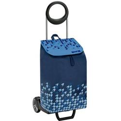 Gimi Einkaufstrolley Ideal Blau 154648