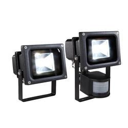 LED Fluter 10 Watt/ 800 lm mit PIR Bewegungsmelder