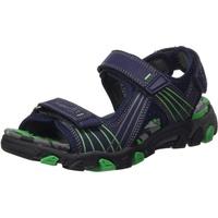 Superfit Lederimitat/Textil Sandale 28